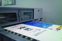 Plotter plano de ABZ digital