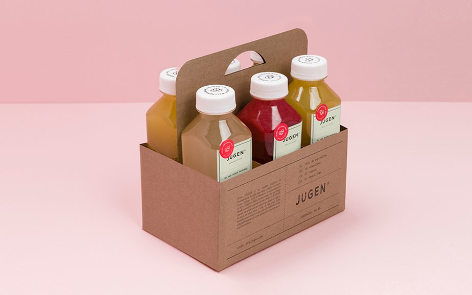 Jugen packaging