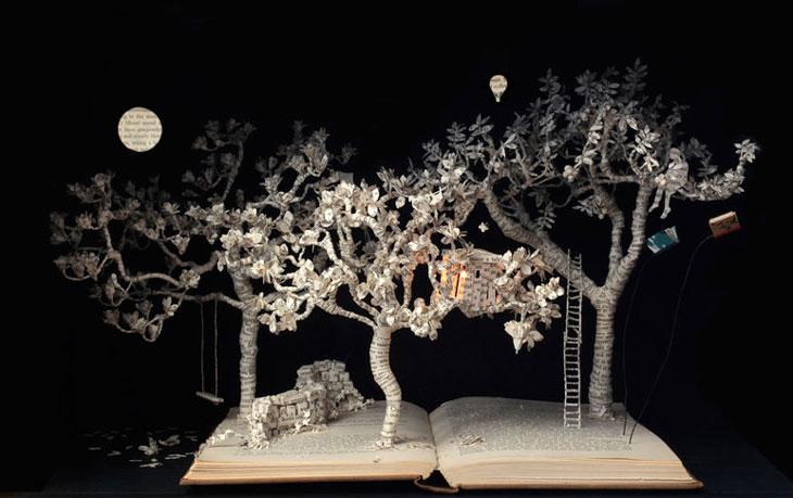 casita árbol