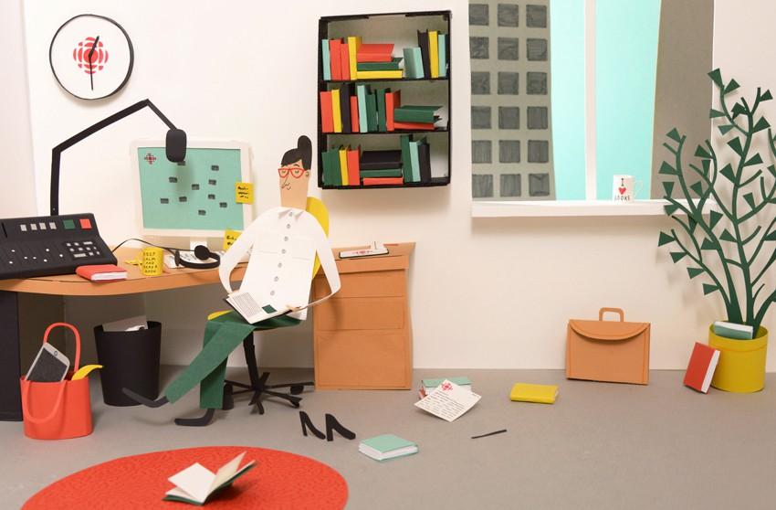 Malin oficina