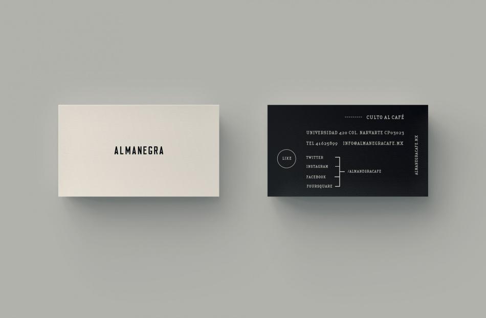 Almanegra tarjetas