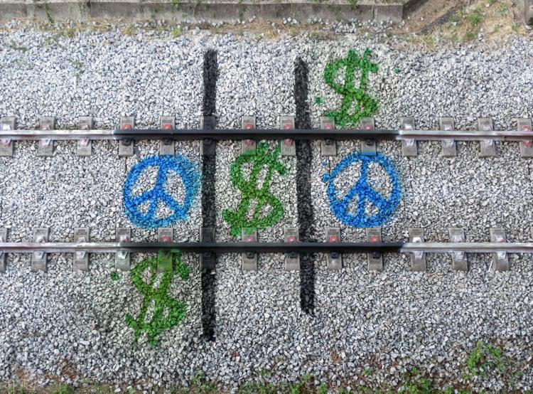 dólar-paz