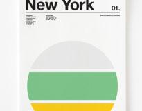 Póster Nueva York