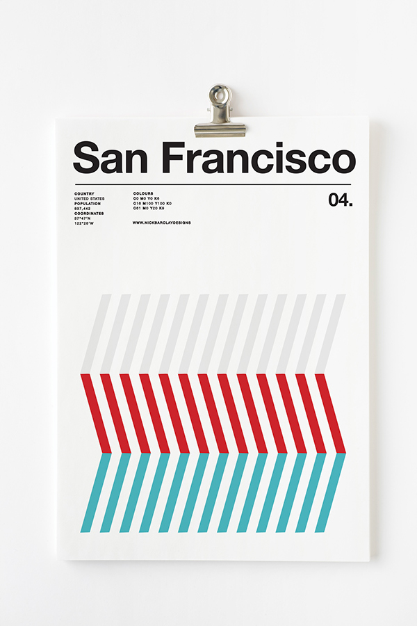 Póster San Francisco