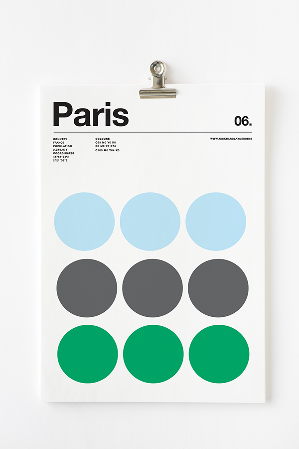 Póster París