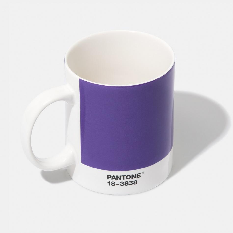 Taza Pantone 18-3838 Ultra Violet