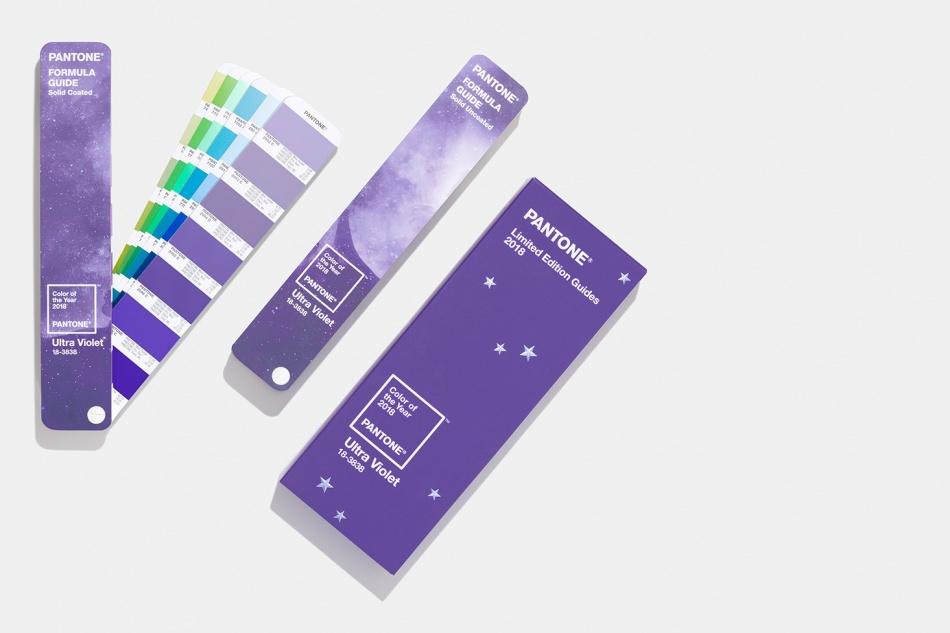 Pantone formula guide Ultra Violet 18-3838