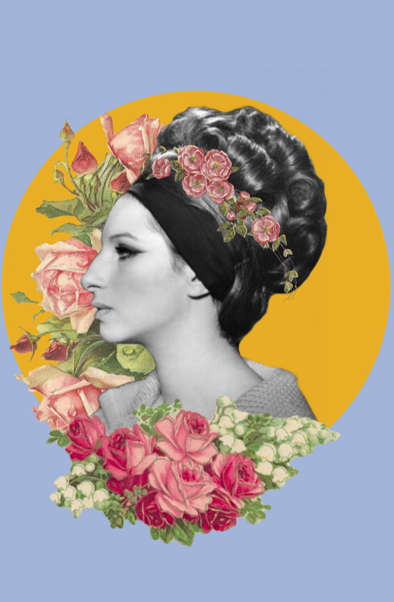 Barbra Streisand @Rubén Guadalupe Márquez