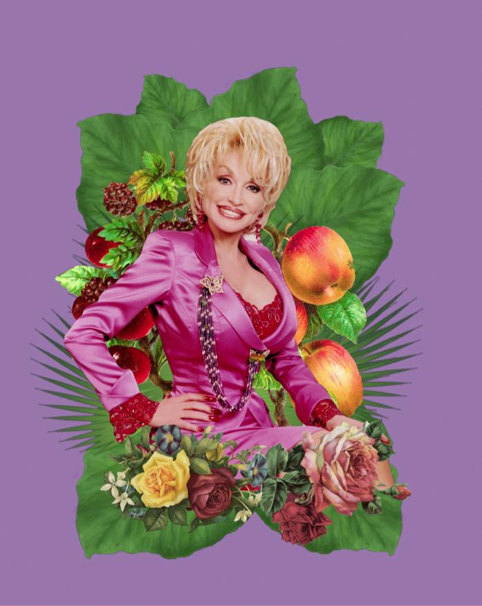 Dolly Parton @Rubén Guadalupe Márquez