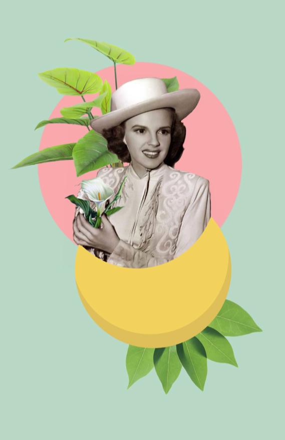 Judy Garland @Rubén Guadalupe Márquez