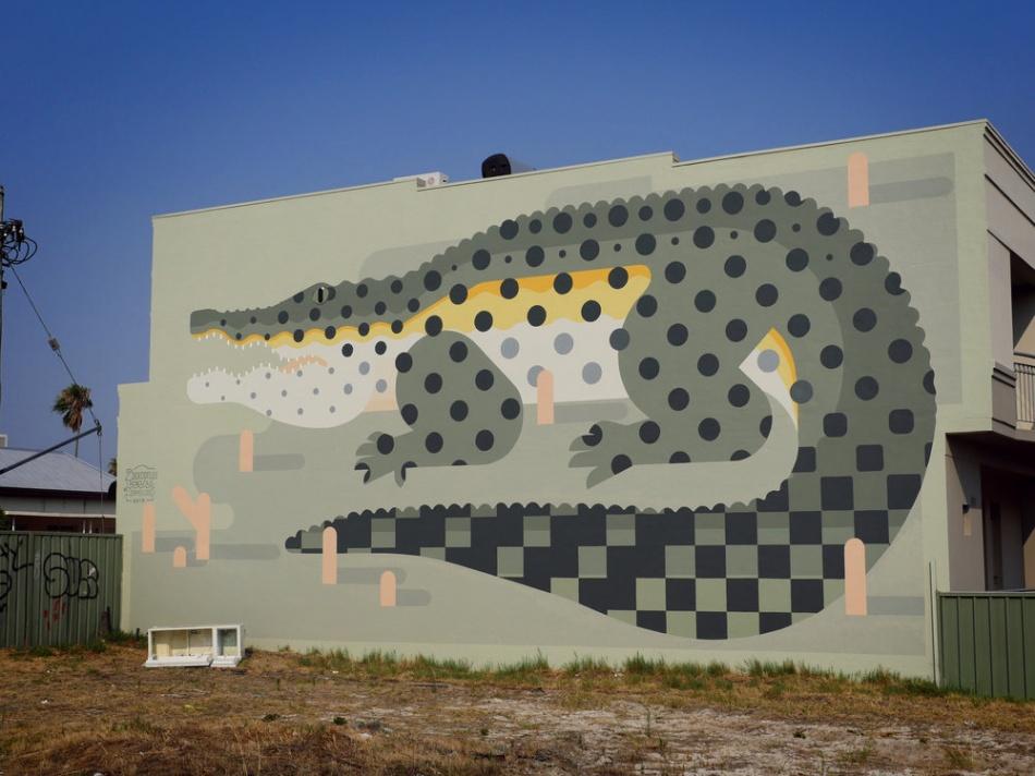 cocodrilo @Amok Island