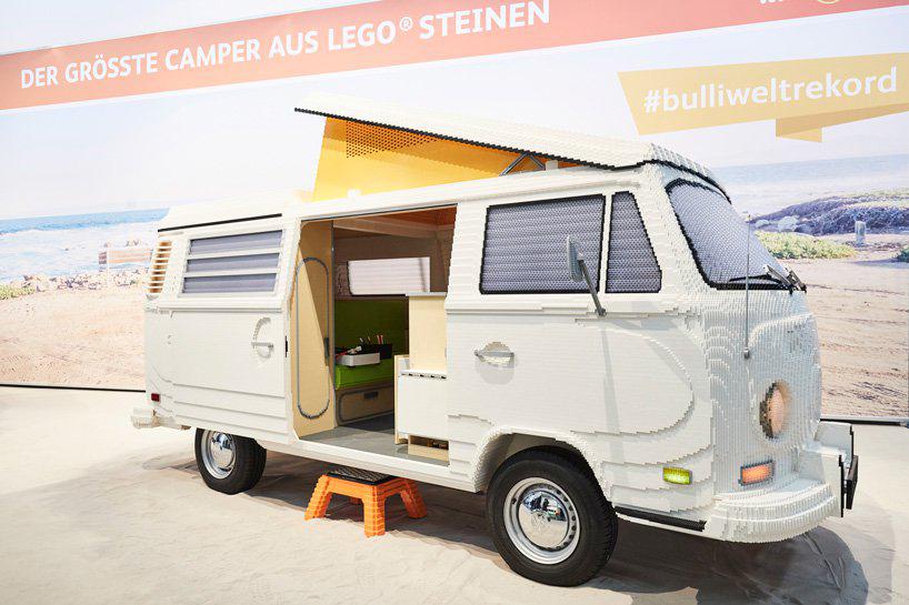 Lego-Van VW