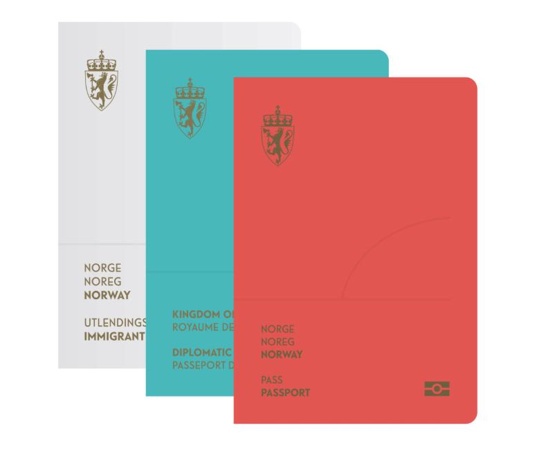 Pasaportes © Neue