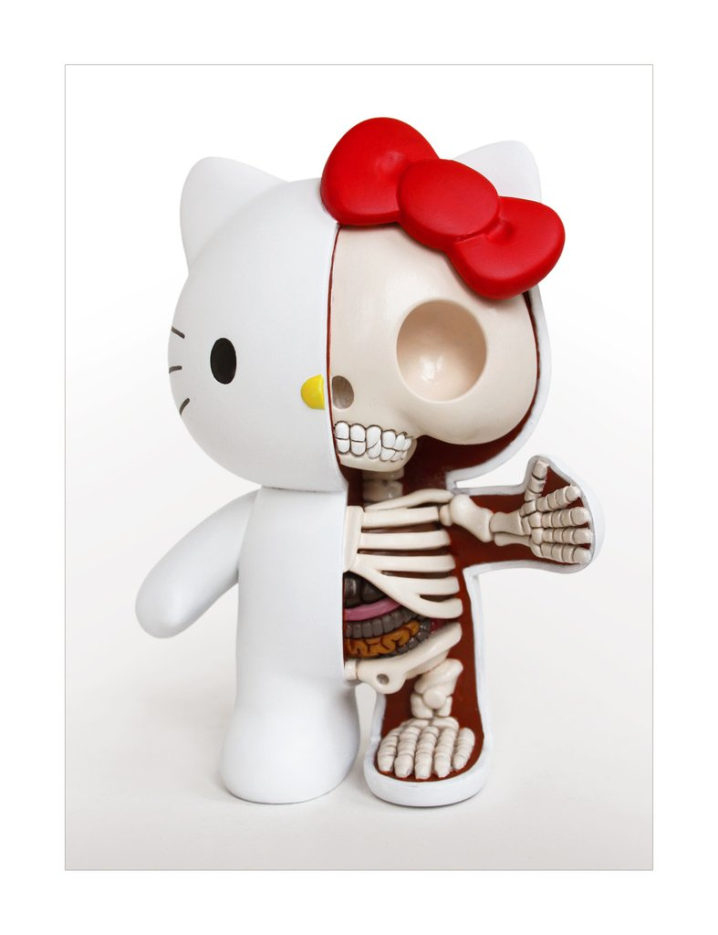 Hello Kitty © Jason Freeny